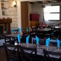 Salles du Restaurant de la Gare